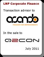 Acando July 2011