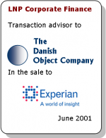 the danish object company