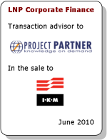 Project Partner AS