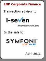 i-seven Symfoni April 2011