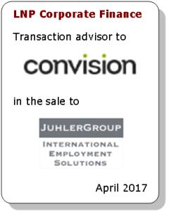 Convision April 4 2017