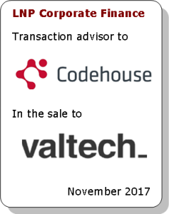LNP Tomb stone Codehouse Valtech November 2017